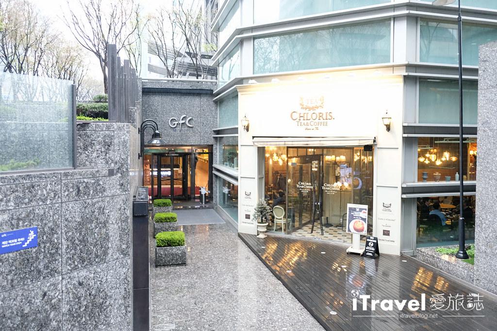 首尔美食餐厅 Chloris Tea & Coffee (2)