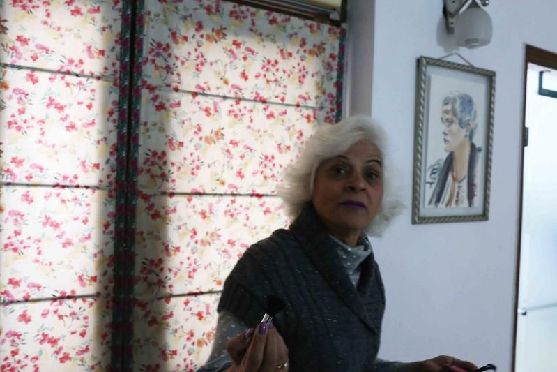 Mission Delhi - Sultana Abdullah, Hazrat Nizamuddin East