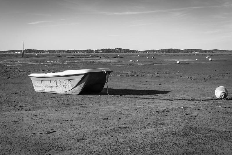 Plage du Triangle de Pereire - Arès - Bassin d'Arcachon - Hiver 2016