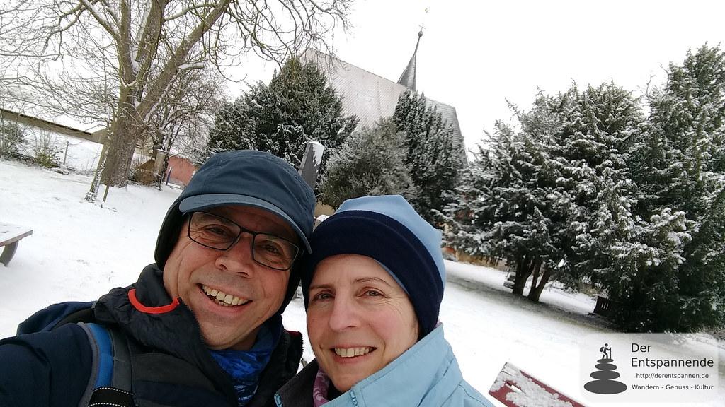 Manuela und Frank: FunPic im alten Friedhof, Selzen
