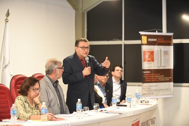 Lançamento do Boletim Conjuntura sobre Socialismo Criativo - 11/12/2017