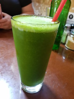 A Tribe Called Cress Smoothie at Rays