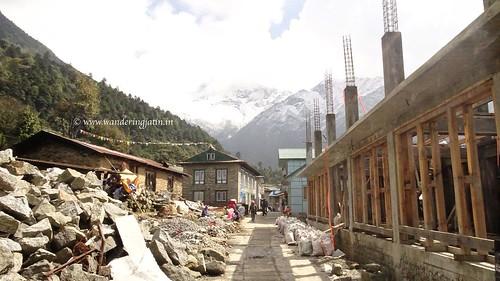 Lukla Town