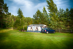 Camping at Valimaa
