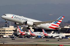 American Airlines   Boeing 787-8   N815AA   Los Angeles International