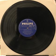 THE SPENCER DAVIS GROUP:THE SPENCER DAVIS GROUP ALBUM(RECORD SIDE-A)