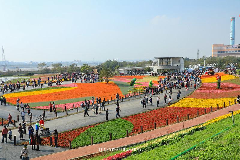2017臺中國際花毯節27