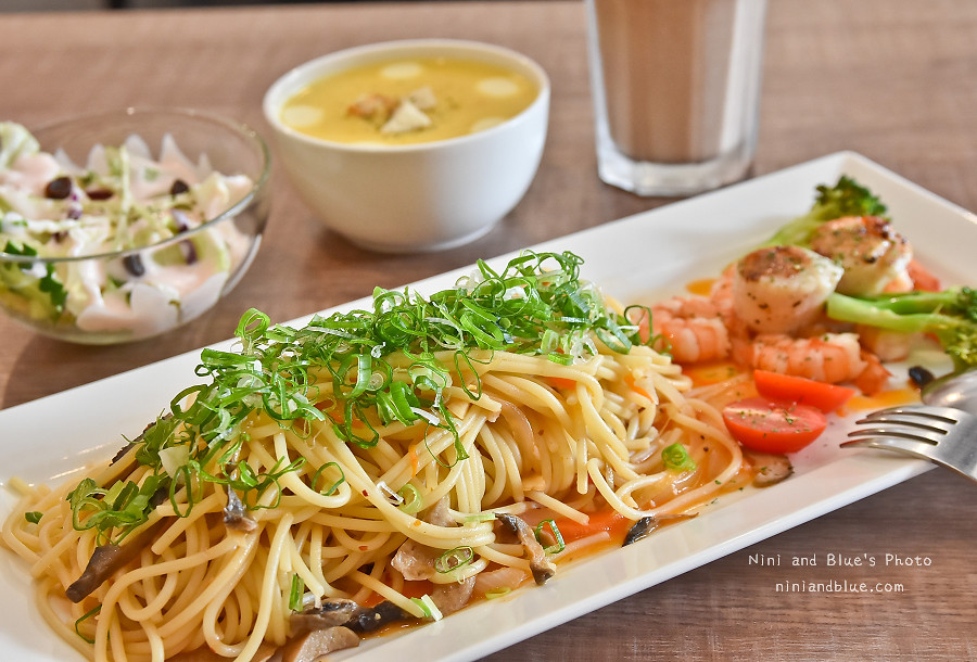 台中義大利麵米古pasta 16