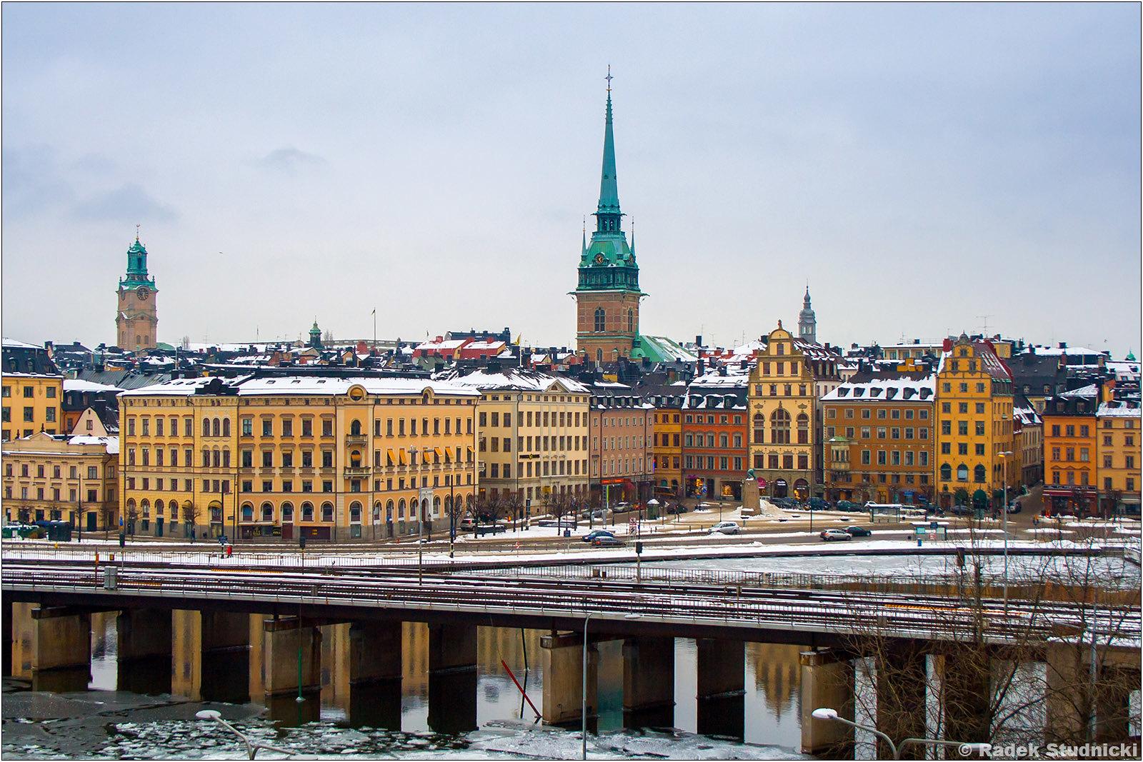 Sztokholm na fotografiach