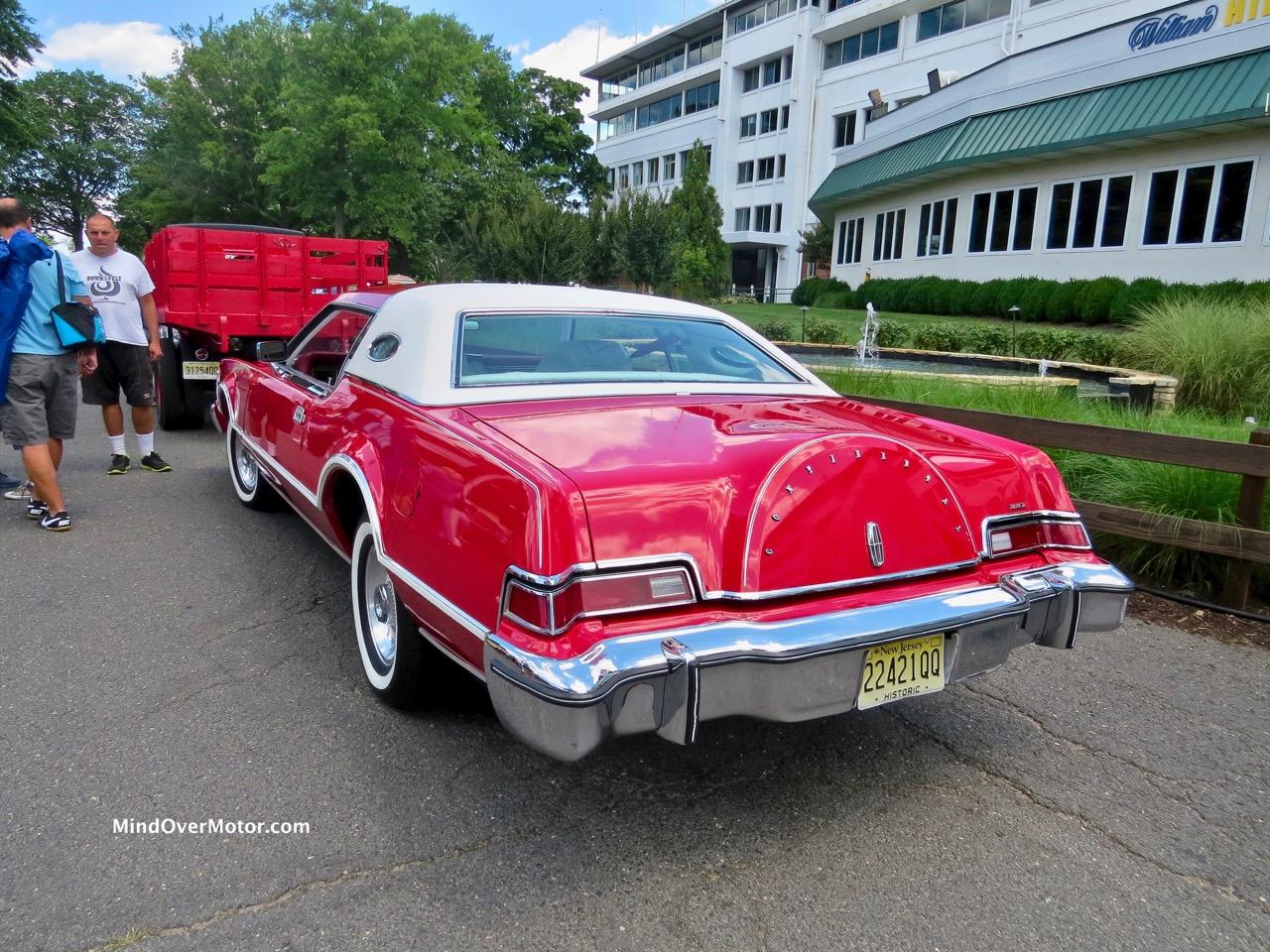 Lincoln Mark IV Rear