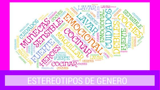ESTEREOTIPOS DE GENERO (1)