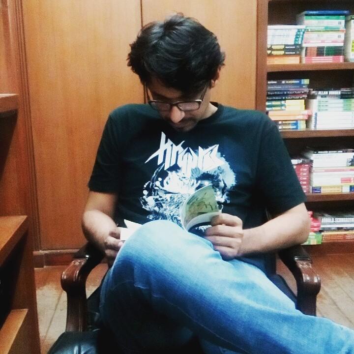 Our Self-Written Obituaries – Mayank Pahuja, Bombay