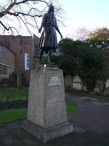 Pocahontas - 1596 - 1617