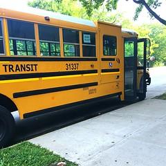 2011 IC CE Maxxforce DT, Consolidated Bus Transit, Bus#31337, Air Brakes, Air Ride, AC, No Radio. (Ex Atlantic Express) Bus#11572.
