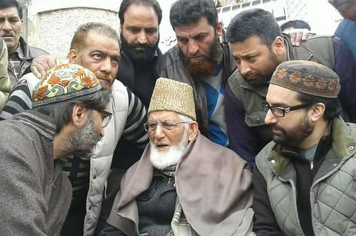 APHC Concerned Over Detention of Leaders, Activists