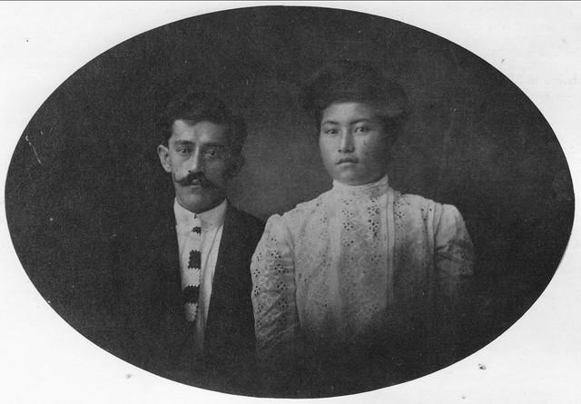 Joseph & Josephine Marciel