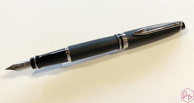 Review Waterman Expert 3 Matte Black Fountain Pen @KnightsWritingC 9