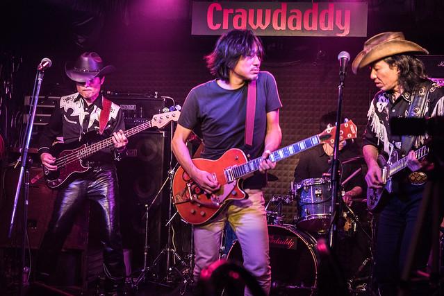 鈴木Johnny隆バンド live at Crawdaddy Club, Tokyo, 30 Dec 2017 -00257