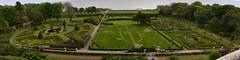 Dunrobin Castle formal gardens