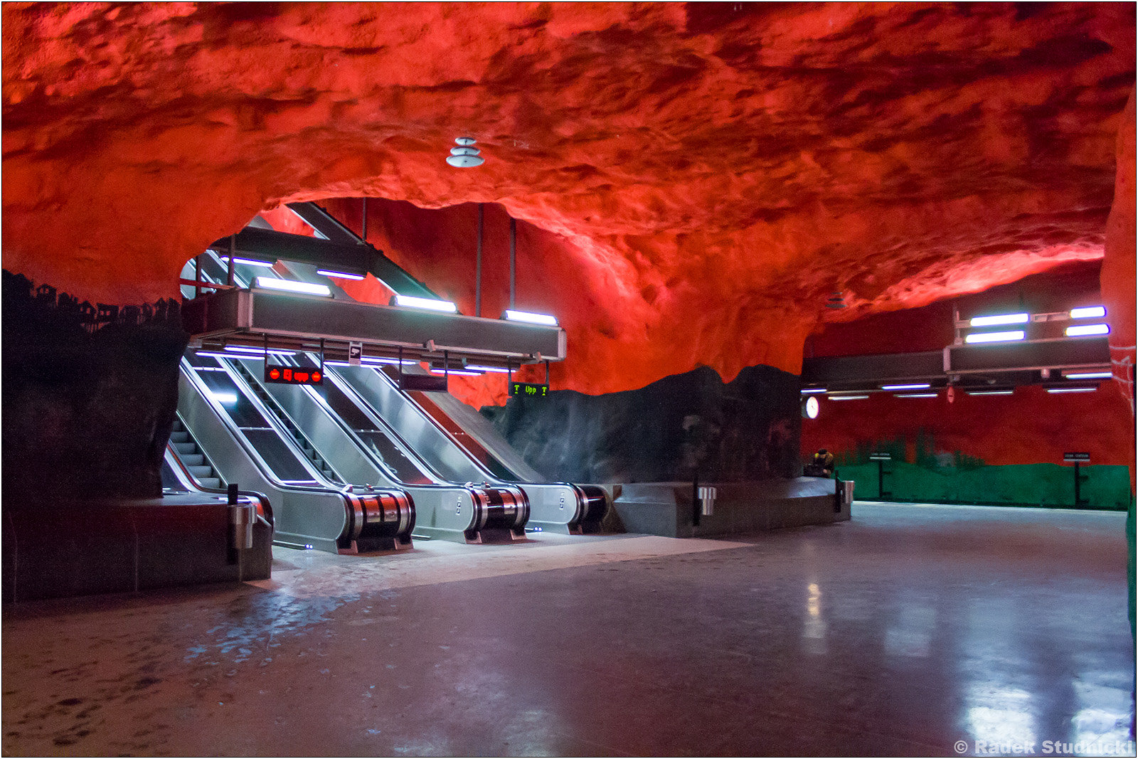 Stacja metra Solna