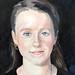 2017 portret Laurien oil:canvas 30x24