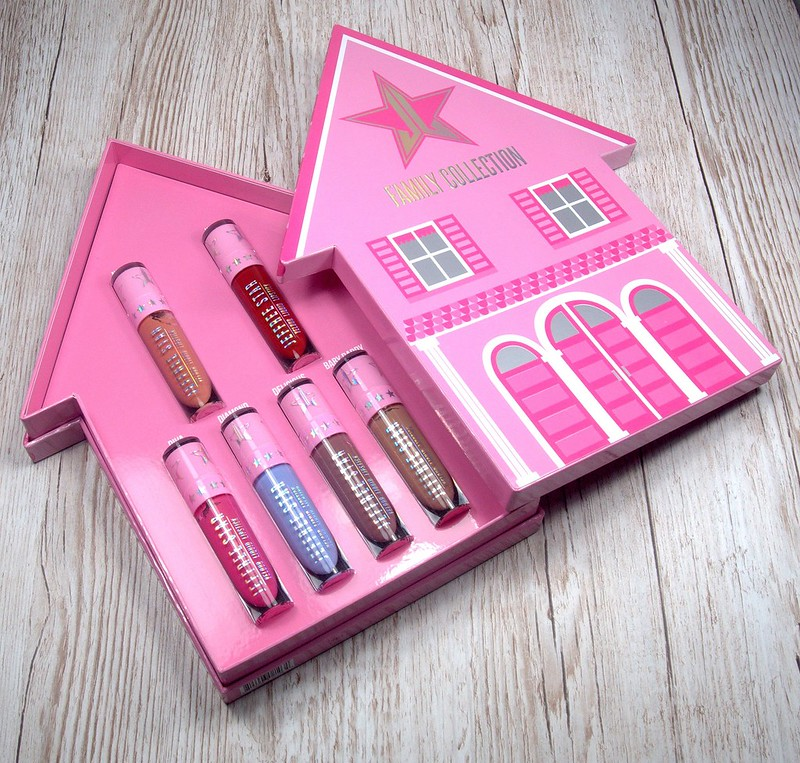 Jeffree Star The Star Family Bundle