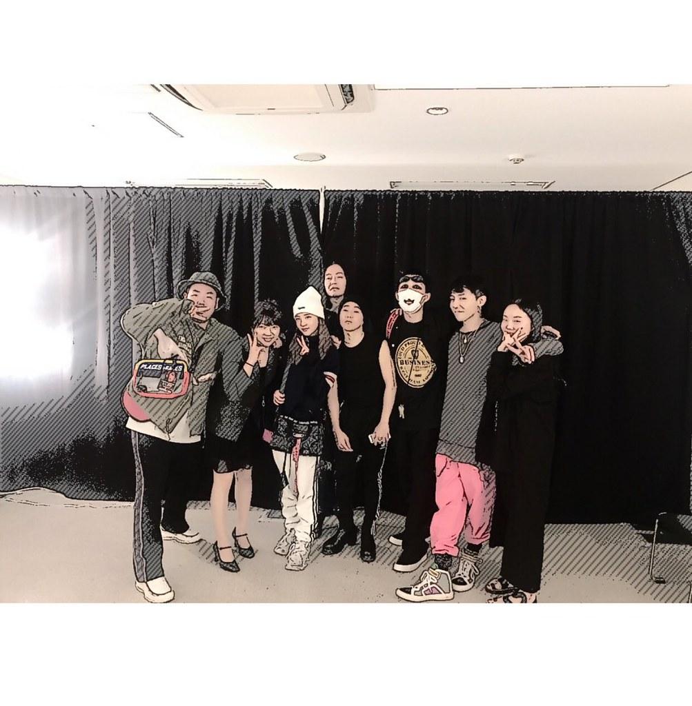 BIGBANG via yoooouBB - 2018-01-07  (details see below)