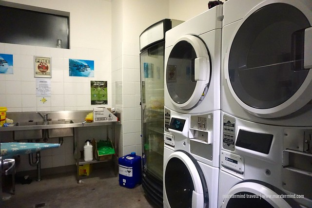 Coolangatta Sands Backpackers - Laundry Facilities