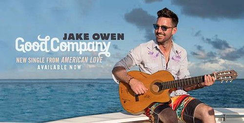 """Jake Owen -- The Good Company Tour"""