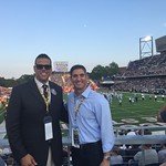 Pro Football Hall of Fame's Michael Munoz & Paul - Canton, Ohio