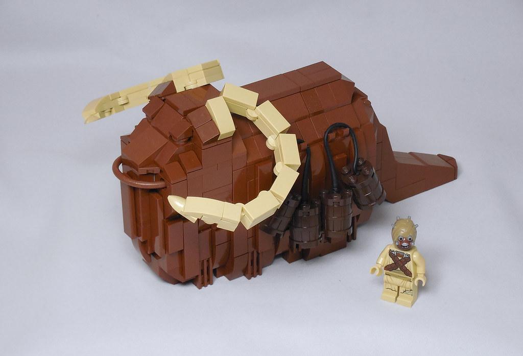 LEGO® MOC by Vitreolum: Bantha