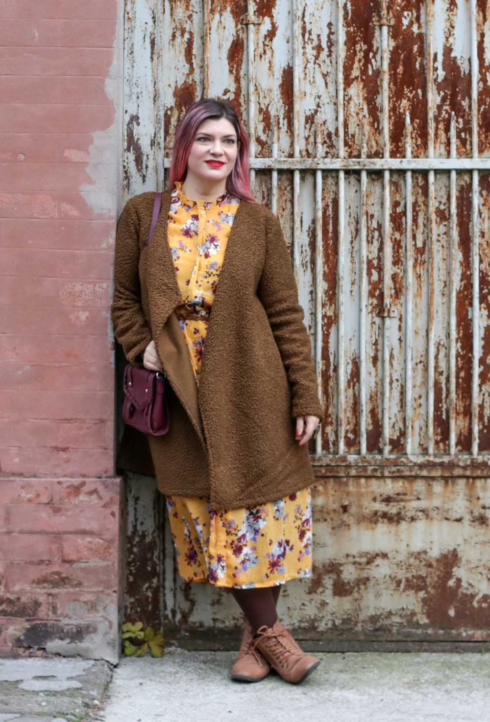 outfit plus size, cappotto Come le ciliegie (9)
