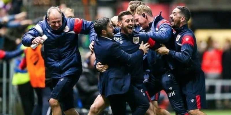 Bristol City Siap Sikat Tim Sekuat Manchester City