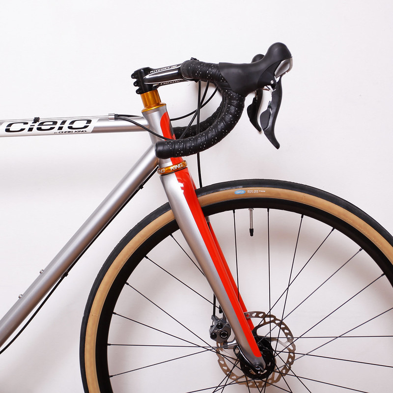 Cielo by Chris King CX Racer Above Bike Store Custom