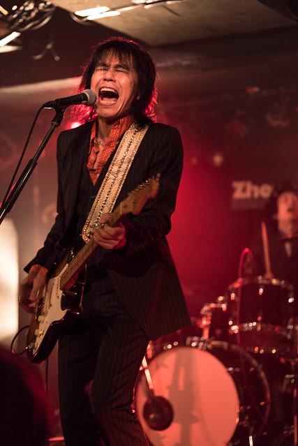 Dannie B. Good live at Zher the Zoo, Tokyo, 26 Dec 2017 -00418