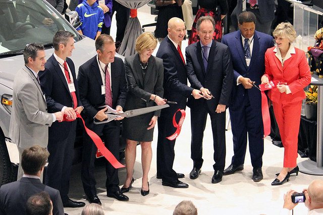 Baxter Toyota Lincoln Grand Opening (10-2017)