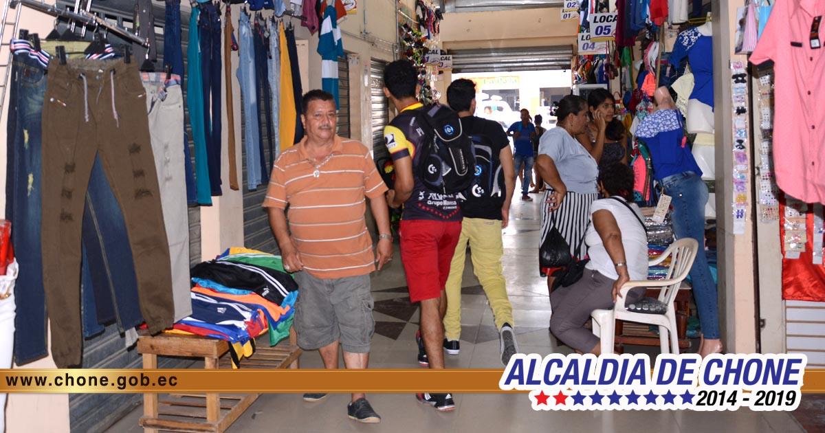 Las ventas fueron fructíferas durante los feriados de navidad y fin del año en el pasaje San Cayetano