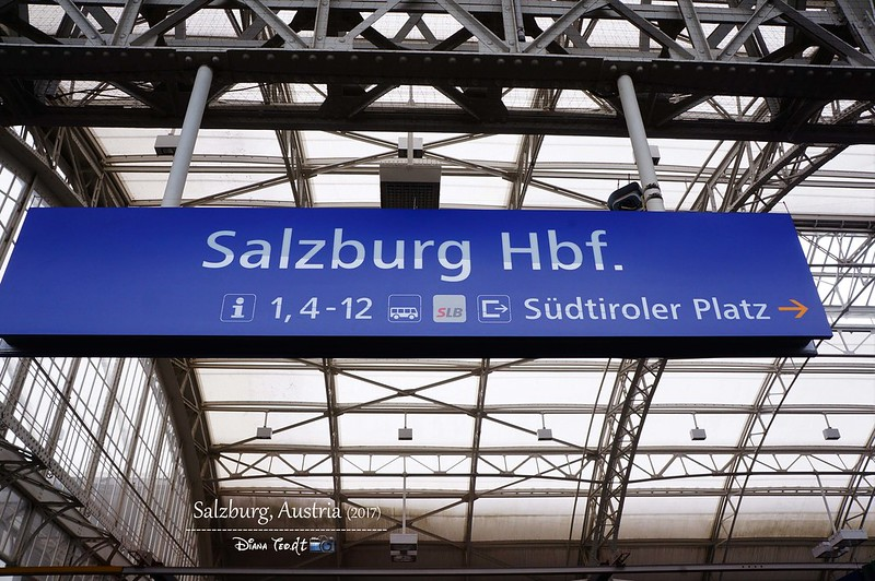 2017 Europe Salzburg 01 Salzburg Hbf