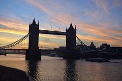 Tower Bridge at dawn