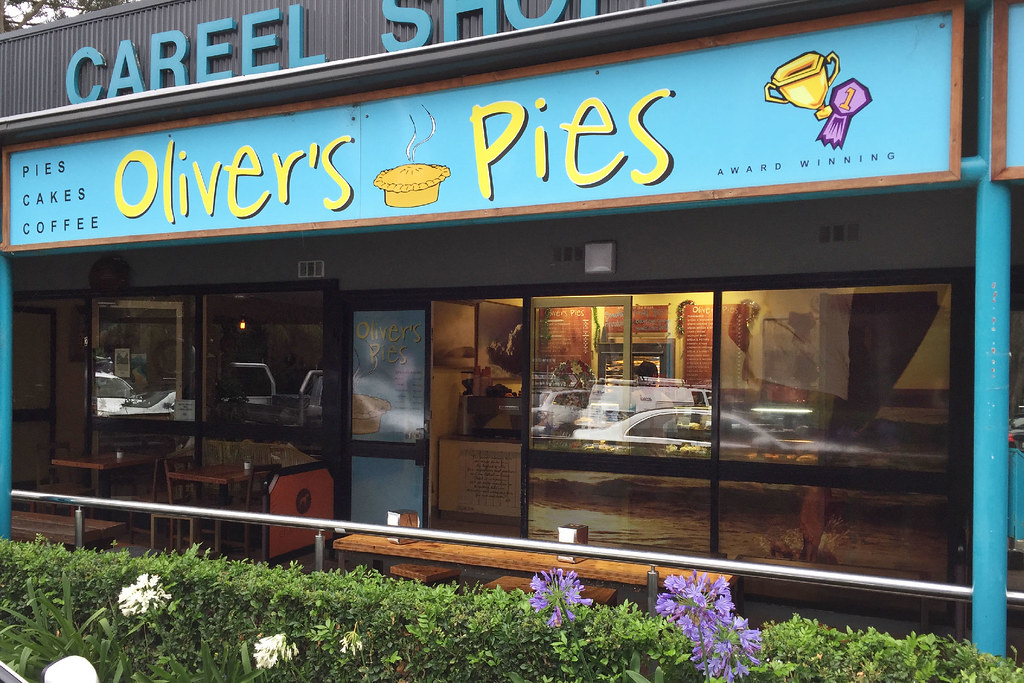 Oliver's Pies