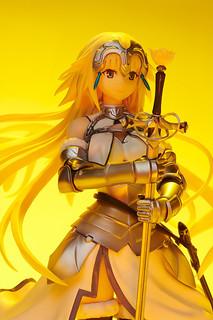 —主啊,我將奉獻此身—《Fate/Apocrypha》Ruler/聖女貞德 ~紅蓮的聖女~(ルーラー~紅蓮の聖女~)1/7比例模型【ANIPLEX+限定】