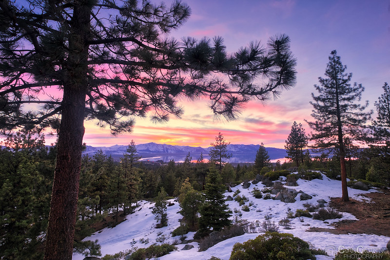 Tahoe Sunset 05