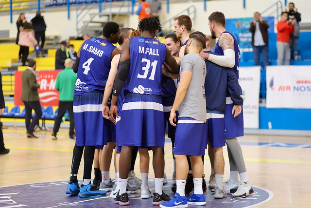 JORNADA 17   Club Melilla Baloncesto - TAU Castelló