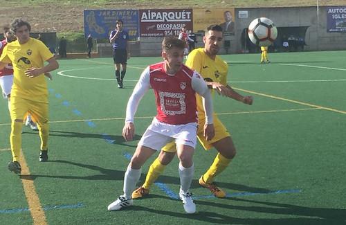 2º Andaluza Atlético Dos Hermanas y Camino Viejo
