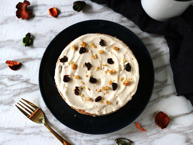 全素免烤紅蘿蔔蛋糕 vegan-no-bake-carrot-cake (1)