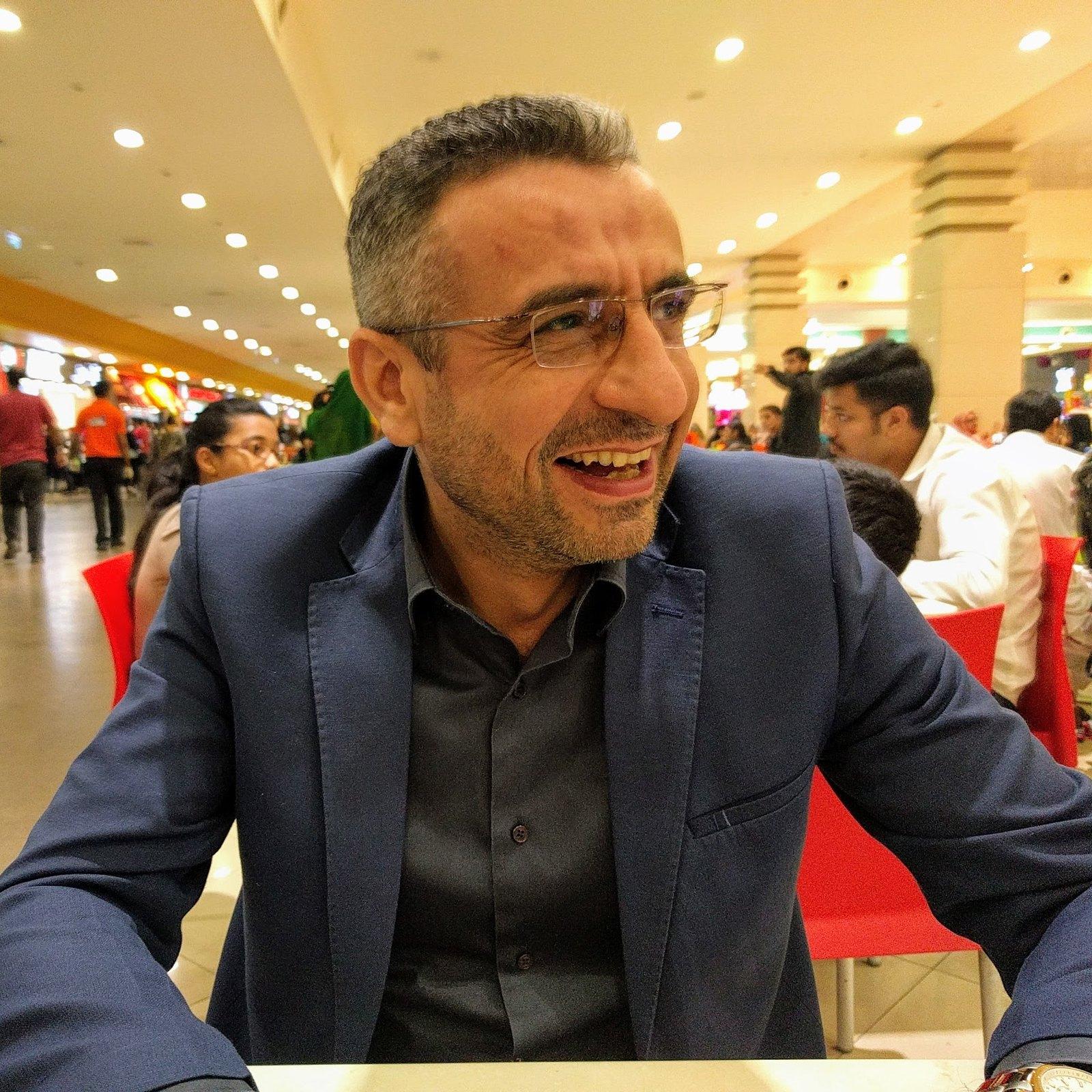 巴基斯坦第一家土耳其餐廳老闆Mehmet Bey