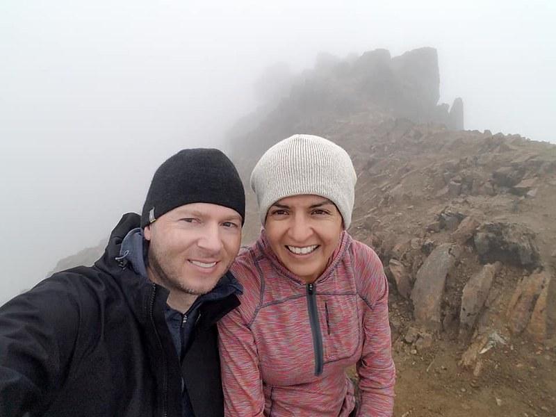 Pichincha • Summit