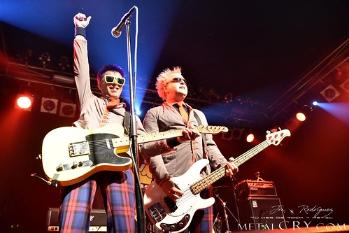 The Toy Dolls, Jimmy JAzz, 2017