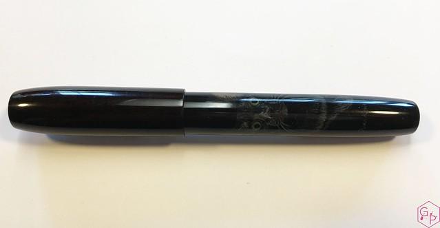 Review Ryan Krusac Studios Legend L14 Custom Fountain Pen @FountainPenMan 6