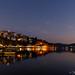Kastoria city by night by stavros karamanis